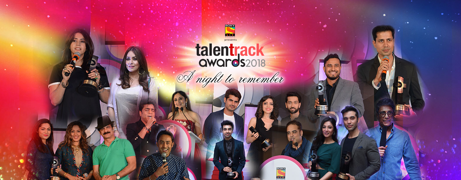 CELEBRATING INDIA'S DIGITAL-CONTENT ACHIEVERS