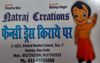 Natraj creations