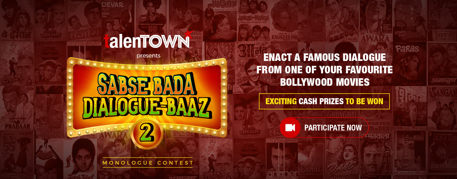talenTOWN presents SABSE BADA DIALOGUE BAAZ 2