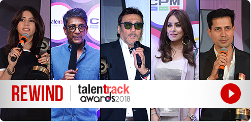 talentrack awards 2018 Rewinds