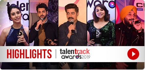 talentrack awards 2019 Highlights