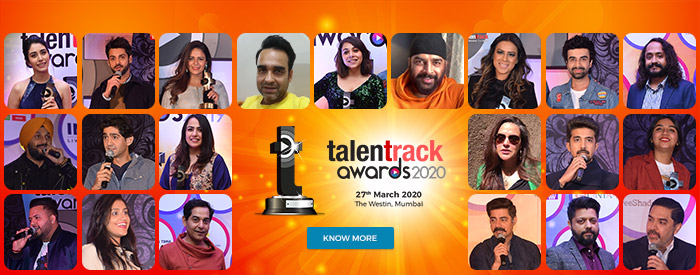 talentrack awards 2020, Submit Your Entry
