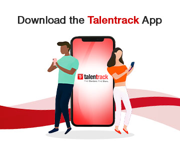 Download the Talentrack App
