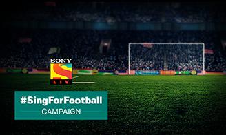 #SingForFootball