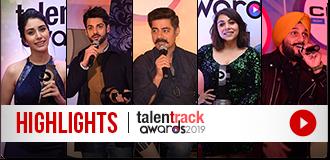 HIGHLIGHTS talentrack awards