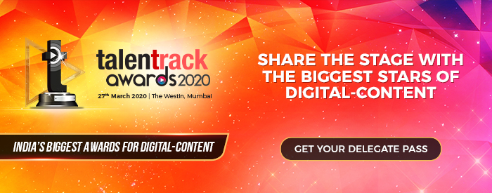 INDIA'S BIGGEST AWARDS FOR DIGITAL-CONTENT