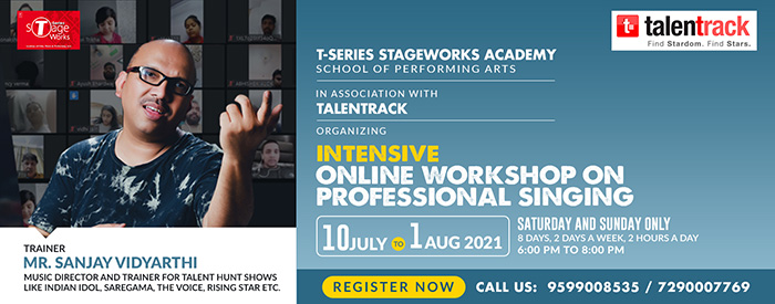 T-SERIES STAGEWORKS ACADEMY