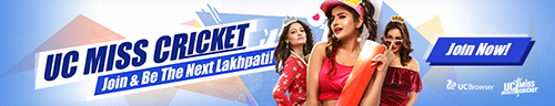 UC MISS CRICKET, Join & Be The Next Lakhpati