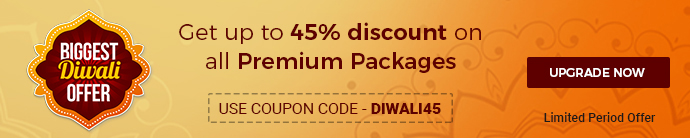 BIGGEST DIWALI OFFER