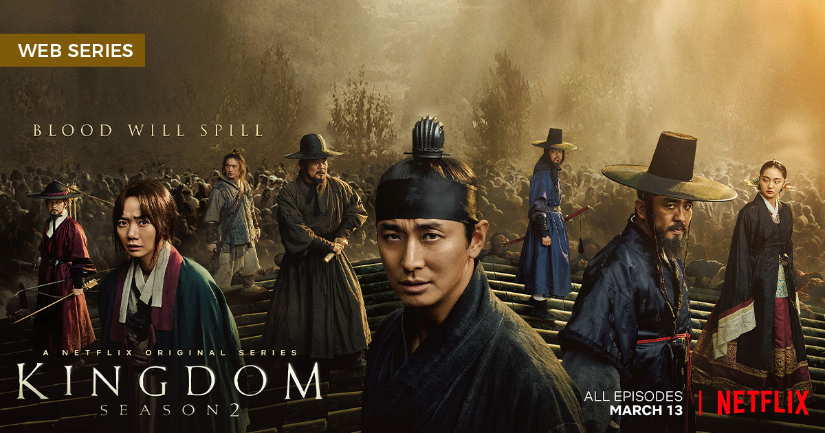 Blood Will Spill – The epic K-drama, 'Kingdom', is returning with Season 2