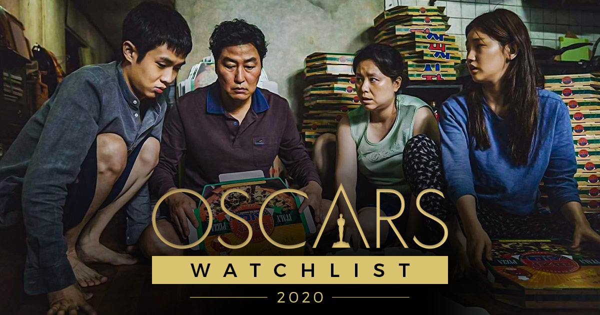 Oscars 2020 Watchlist – Movies you must watch now!