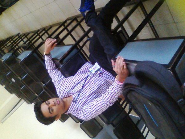 Rahul M Nair