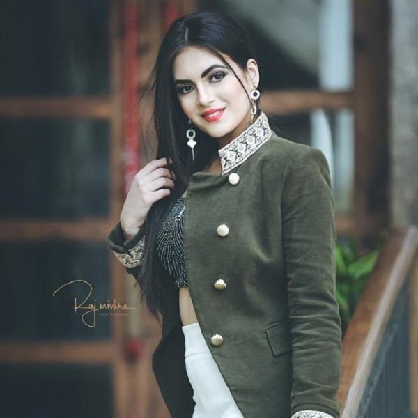 Isha Gupta Model Dharamsala Talentrack
