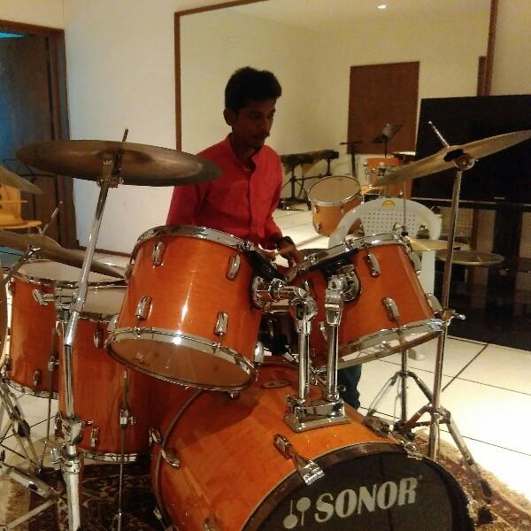 Jai Ganesh Drummer