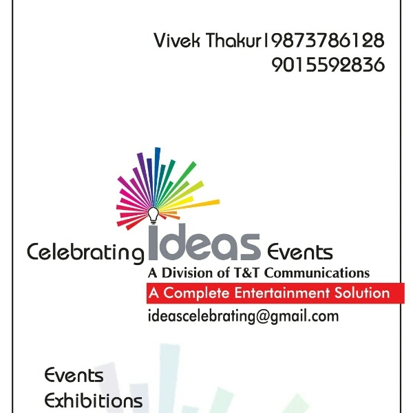 Celebrating Ideas Events