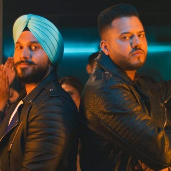 Param Singh and Kamal Kahlon