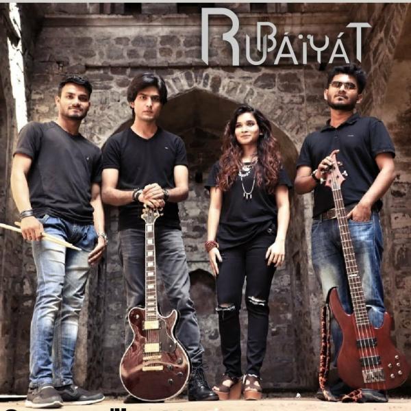 Sarosh Tariq - Rubaiyat - the band