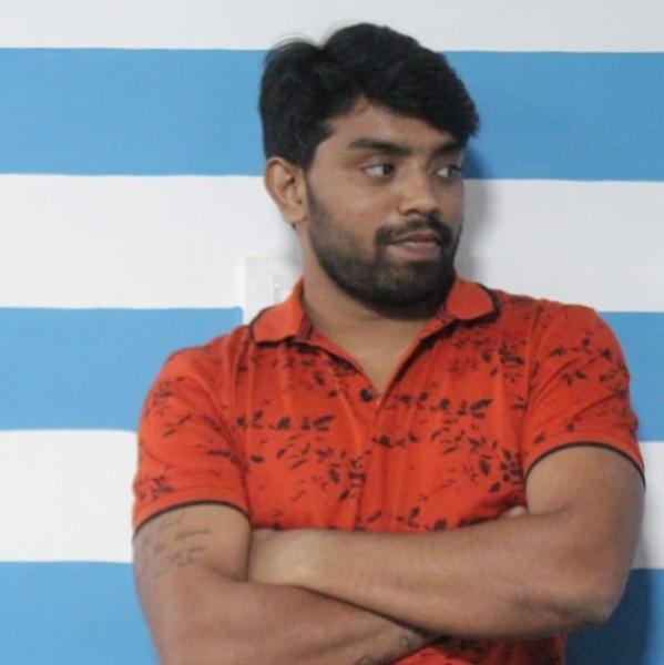 G Vijay ramraj