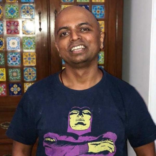 Deepak Venkatesha