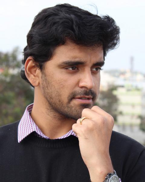 Kiran M Vijay