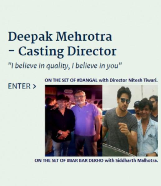 Deepak Mehrotra D M Casting