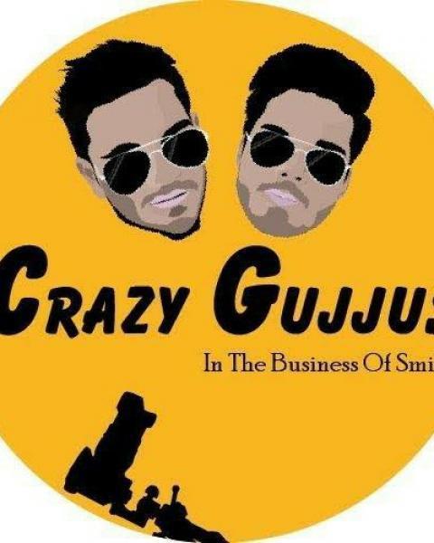 Faiz Momin Crazy Gujjus Entertainment