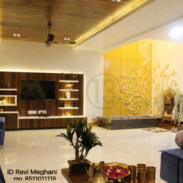 Ravi Meghani interior designer, Rajkot | talentrack