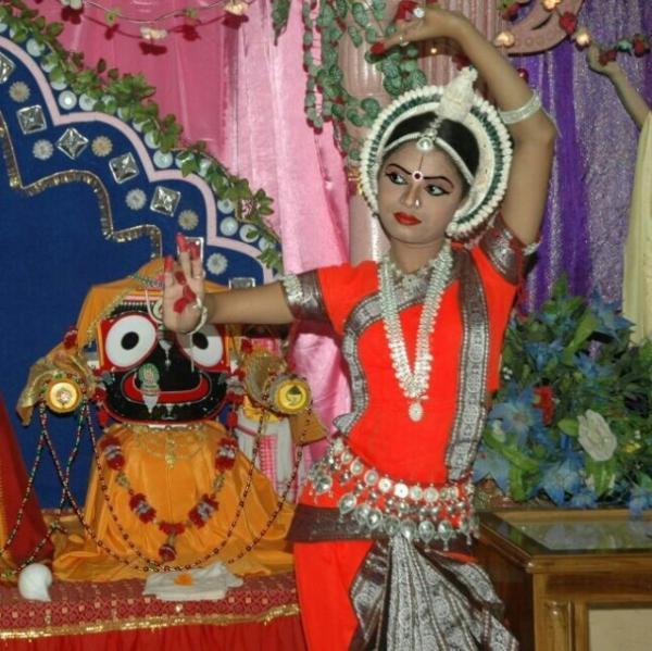 Anushreeya Dash