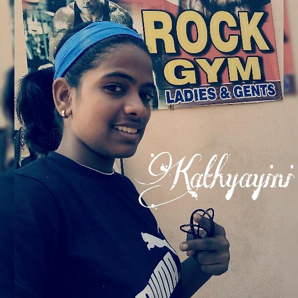Kathyayini Karanth
