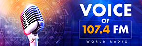 Voice of 107.4 FM