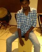Jai Ganesh Drummer portfolio image1