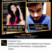 Vishal jha portfolio image2