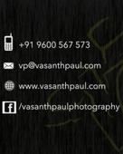 Vasanth Paul portfolio image1