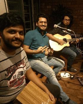 Rahul Sinha And The Music Company portfolio image1