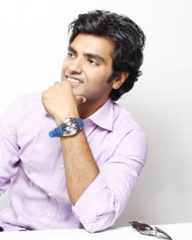 Vivek Garg portfolio image1