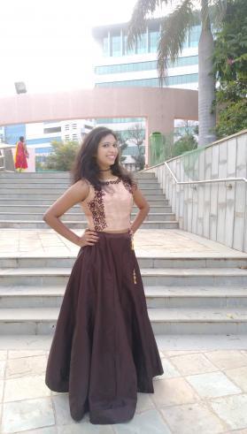 Mounika  portfolio image1
