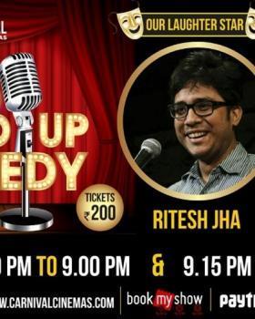 Ritesh Jha portfolio image2