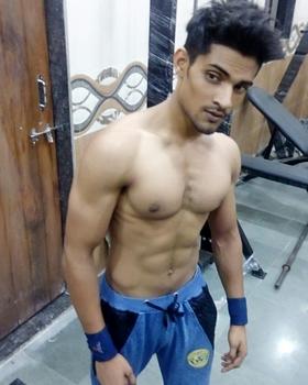 Suraj Arya portfolio image1