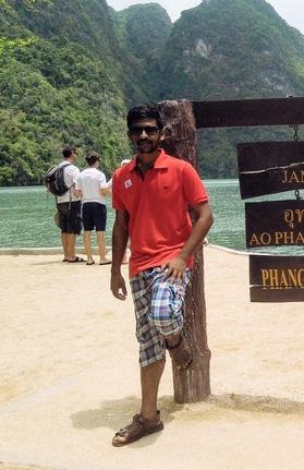 Vishnu Prakash portfolio image4