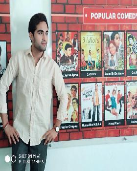 Aneesh Sharma portfolio image1
