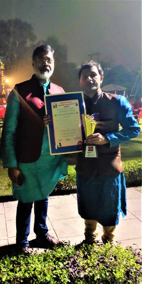 Dr. Kamal Singh Gautam portfolio image6
