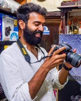 Mithesh Mahadevan portfolio image1