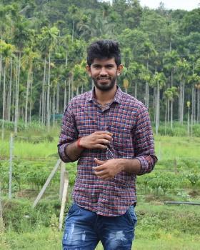 Manoj Gowda portfolio image1