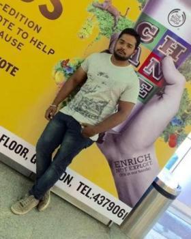 Dharmendra Tiwari portfolio image1