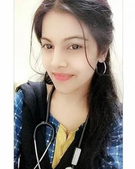 Dr. Niharika Porwal portfolio image2