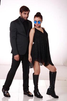 sibling band - akshay & dhrriti portfolio image1