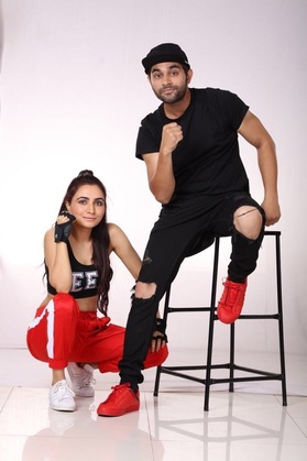 sibling band - akshay & dhrriti portfolio image16