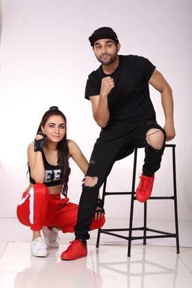 sibling band - akshay & dhrriti portfolio image2