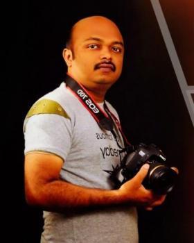 Sathish Rajan portfolio image1