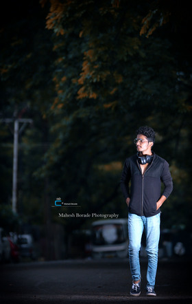 Mahesh Borade portfolio image3